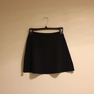 American Apparel Hyperion Skirt S Black